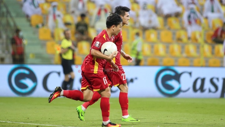 Dấu ấn HAGL ở tuyển Việt Nam tại VL World Cup 2022