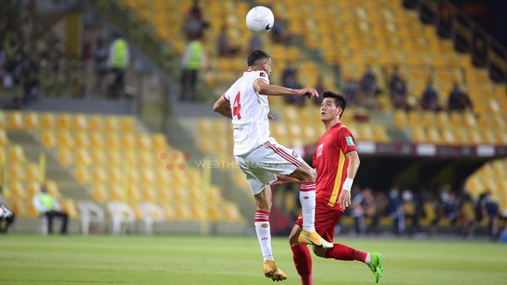 HLV Đức Thắng: UAE khó xuyên thủng lưới tuyển Việt Nam