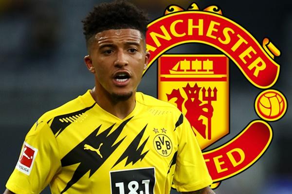Jadon Sancho sẽ mở khóa bom xịt của Man Utd?