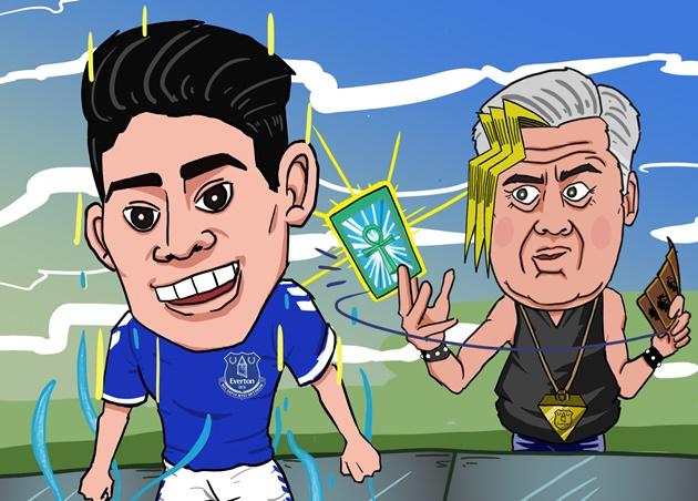 Cười té khói với loạt ảnh chế Ancelotti thay thế Zidane