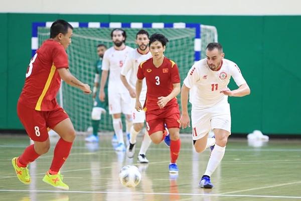 ĐT Futsal Việt Nam đụng độ Brazil ở VCK World Cup 2021