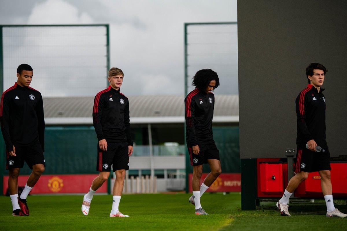 Tân binh có mặt, Man Utd chuẩn bị cho mùa giải mới