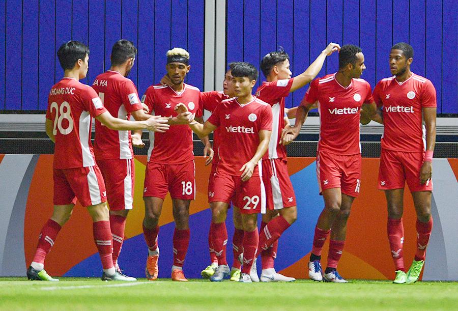 Viettel vắng mặt hàng loạt trụ cột trước trận đấu UIsan Hyundai