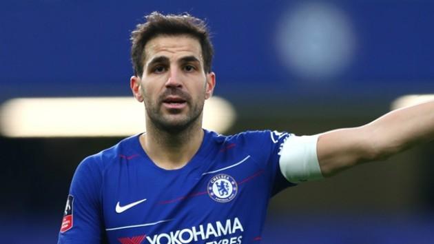 """Cesc Fabregas mang đến lời giải cho bài toán """"số 9"""" của Chelsea"""