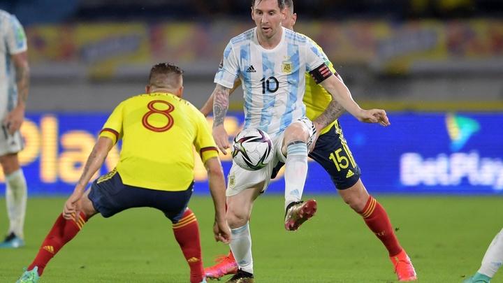 Link xem trực tiếp Argentina vs Colombia, bán kết Copa America 2021