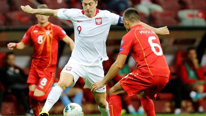 Thành tích đối đầu Ba Lan vs Iceland