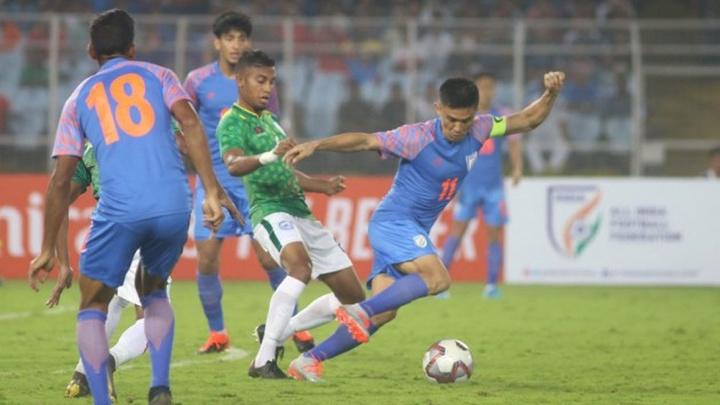 Kết quả Bangladesh vs Ấn Độ, video vòng loại World Cup 2022