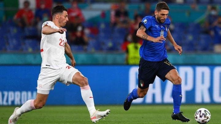 Thành tích đối đầu Bỉ vs Italia