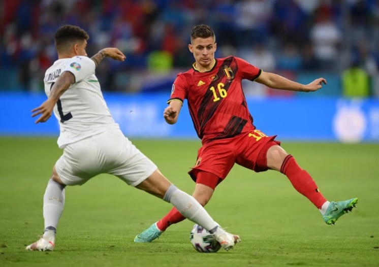 Kết quả Bỉ vs Ý: Bóng dáng nhà vô địch