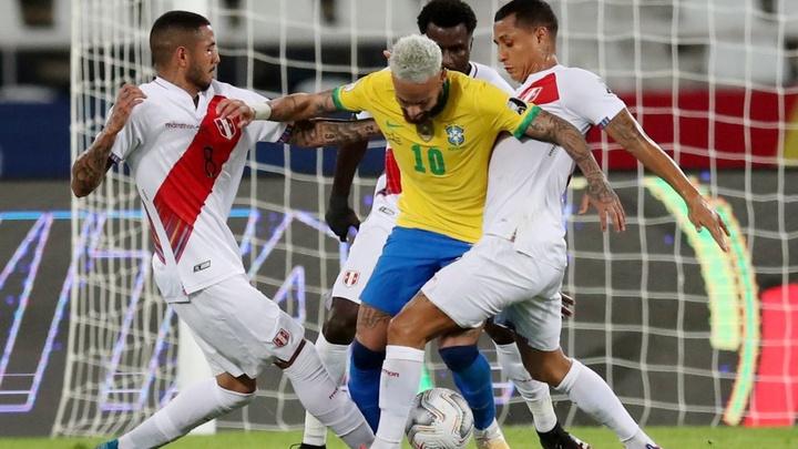 Lịch trực tiếp Bóng đá TV hôm nay 5/7: Brazil vs Peru