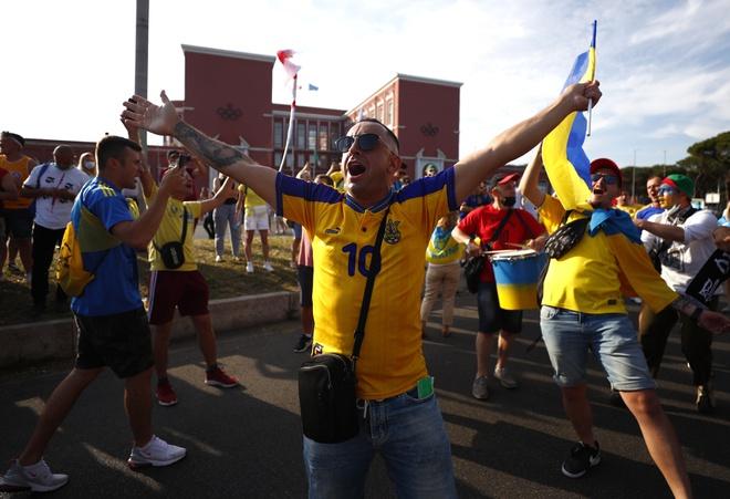 Trực tiếp Ukraine vs Anh: Khẳng định đẳng cấp