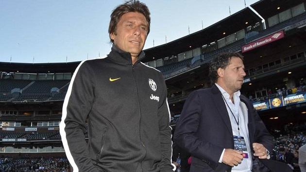 Chiêu mộ nhà vô địch Serie A là nước đi tham vọng của Chủ tịch Levy