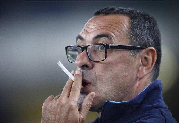 Sarri nói lời thật lòng về Ronaldo, trả lời Chelsea hay Juve vui hơn