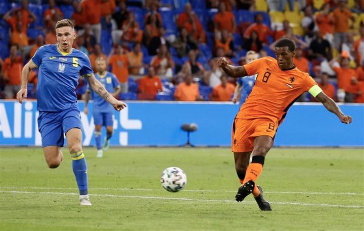 Xem lại bóng đá Hà Lan vs Ukraine, bảng C EURO 2021