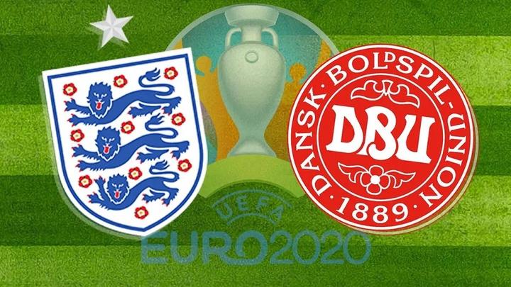 Link xem trực tiếp Anh vs Đan Mạch, bóng đá EURO 2021