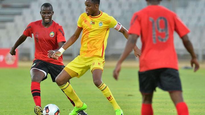 Thành tích đối đầu Mozambique vs Zimbabwe