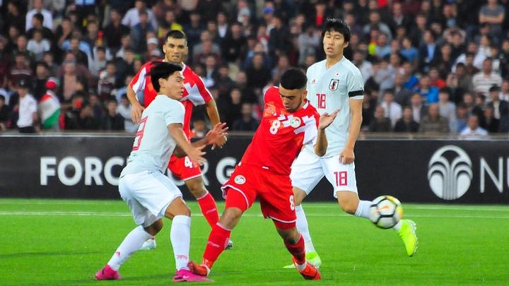 Kết quả Nhật Bản vs Tajikistan, video vòng loại World Cup 2022