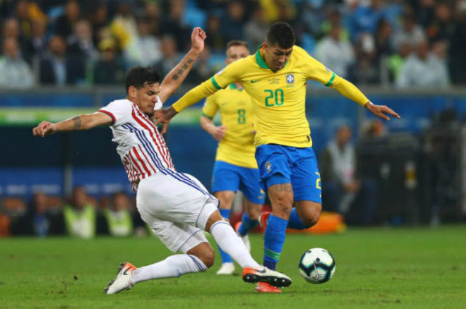 Kết quả Paraguay vs Brazil, video vòng loại World Cup 2022