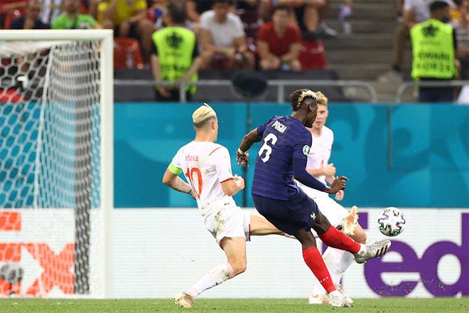 Pogba 'quậy tới bến' tại Mỹ sau sự cố ở EURO 2020