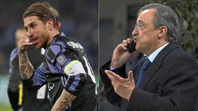 """Vì sao """"drama"""" giữa Ramos với Real vẫn đang kéo dài?"""