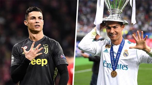 Rời Juventus, 1 bến đỗ đáp ứng mọi yêu cầu cho Cristiano Ronaldo