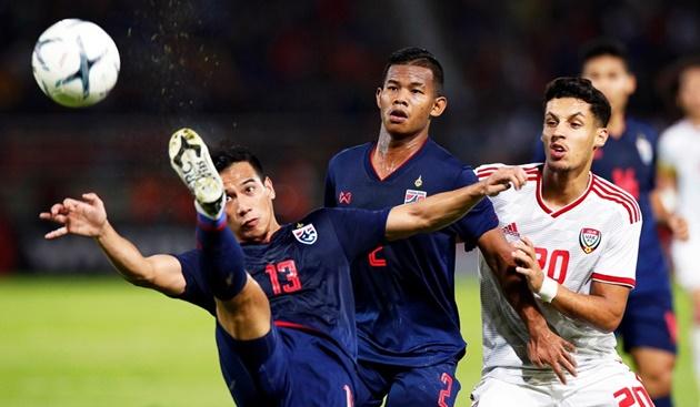 Sở hữu hàng công huỷ diệt, UAE sẽ kết thúc giấc mơ World Cup của người Thái?
