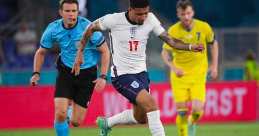 Jadon Sancho sớm hé lộ vị trí thi đấu tại Man Utd