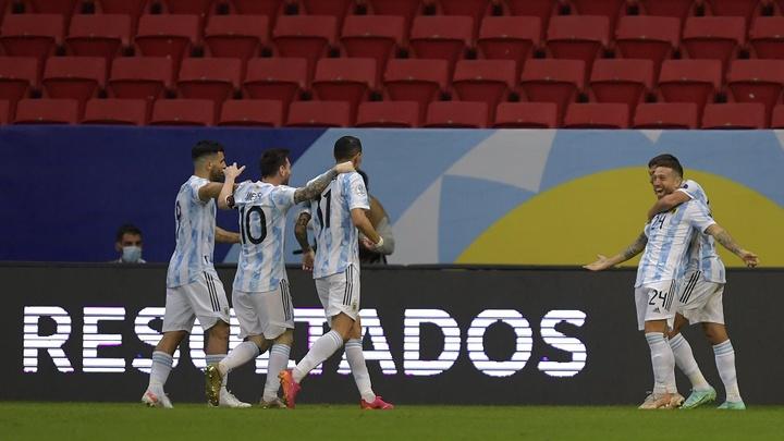 Link xem trực tiếp Argentina vs Ecuador, bóng đá Copa America 2021
