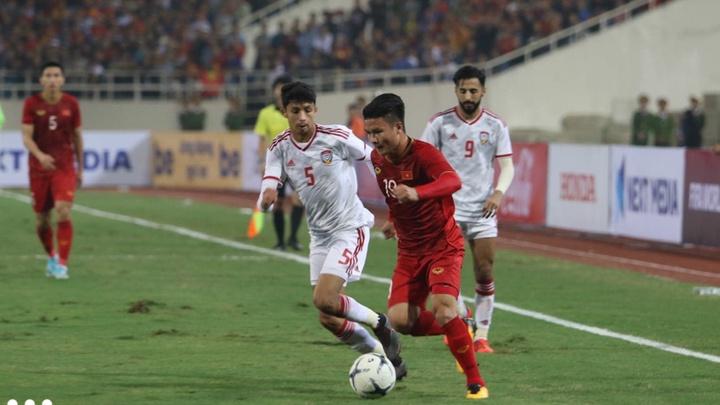 Xem trực tiếp Việt Nam vs UAE – Vòng loại World Cup 2022 ở đâu, kênh nào?