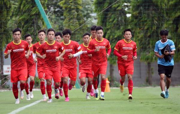 HLV Park Hang-seo lên danh sách sơ bộ U22 Việt Nam