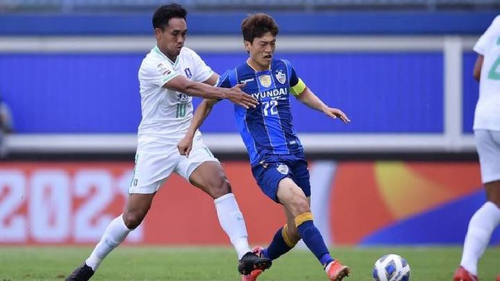 Kết quả Ulsan Hyundai vs Kaya, AFC Champions League 2021