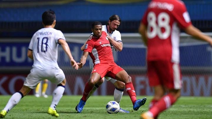 Thành tích đối đầu Ulsan Hyundai vs Viettel