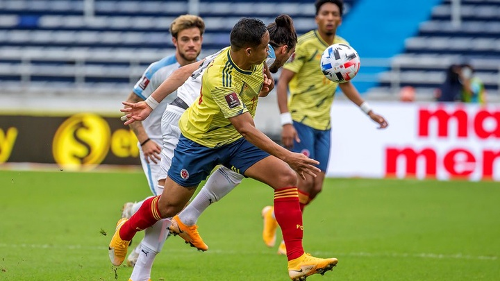 Link xem trực tiếp Uruguay vs Colombia, bóng đá Copa America 2021