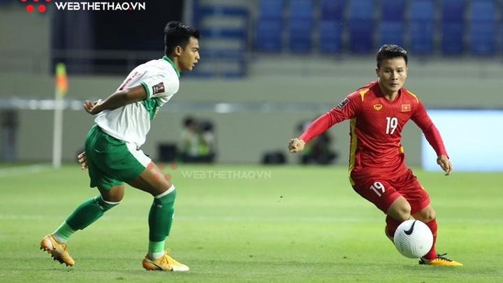 Video Highlight Việt Nam vs Indonesia, vòng loại World Cup 2022