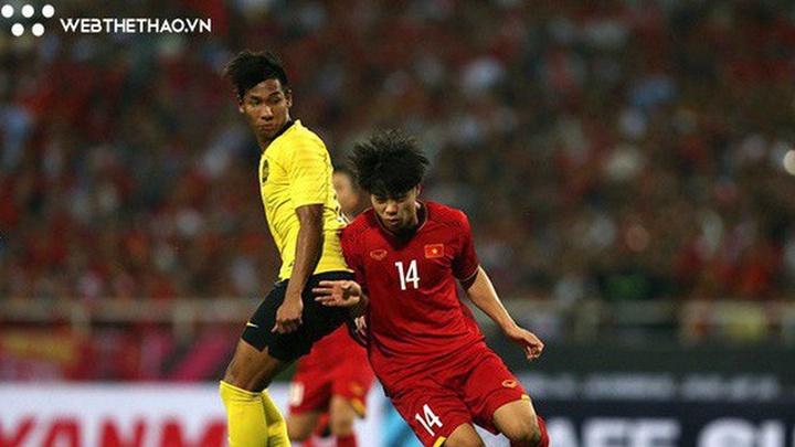 Thành tích đối đầu Việt Nam vs Malaysia