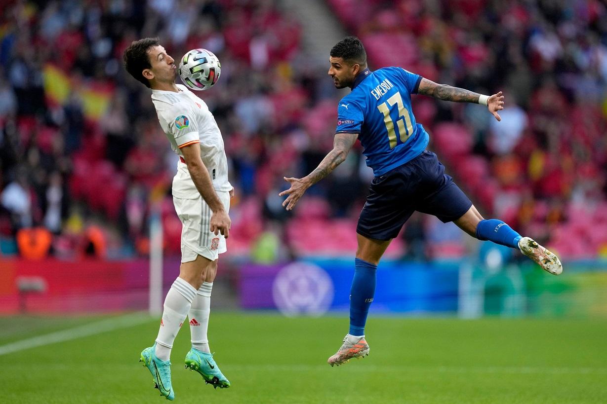 """Kết quả Ý vs Tây Ban Nha: Tiễn chân """"Bò tót"""""""