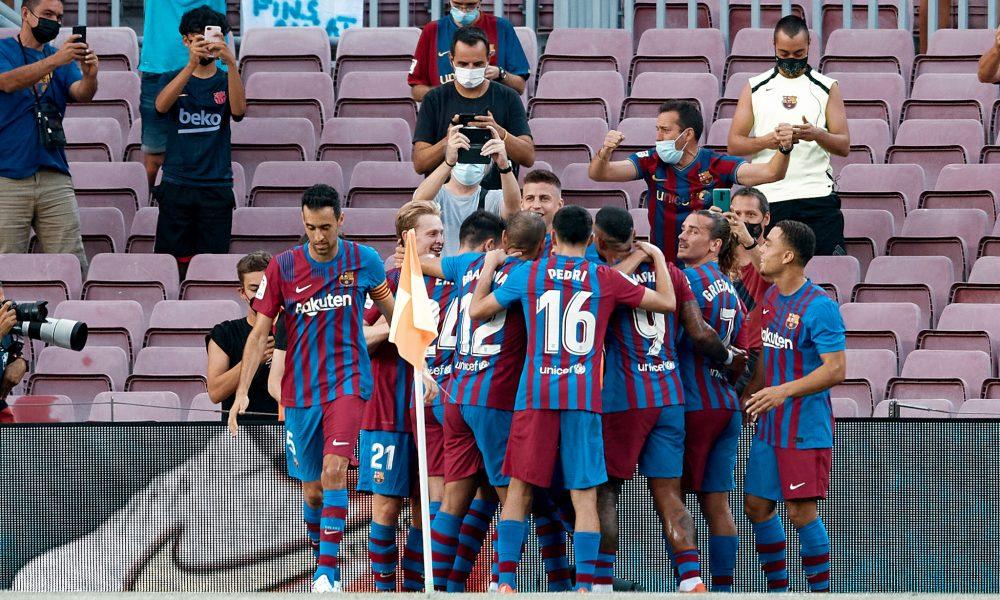 Kết quả Barca vs Getafe, vòng 3 La Liga