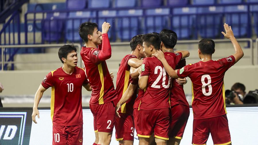 Đi tìm bộ khung tuyển Việt Nam đấu Saudi Arabia