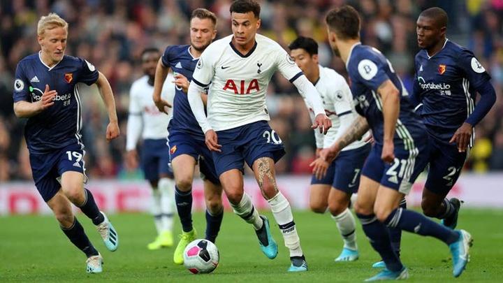 Kết quả Tottenham vs Watford, vòng 3 Ngoại hạng Anh