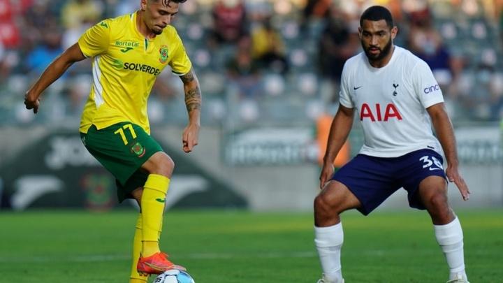 Lịch trực tiếp Bóng đá TV hôm nay 26/8: Tottenham vs Paços Ferreira