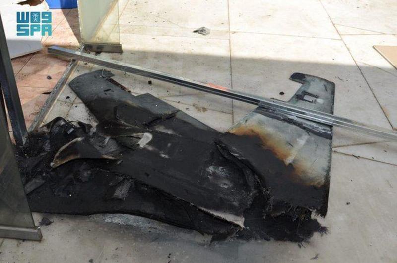 Sân bay ở Saudi Arabia bị đánh bom cách xa tuyển Việt Nam đóng quân
