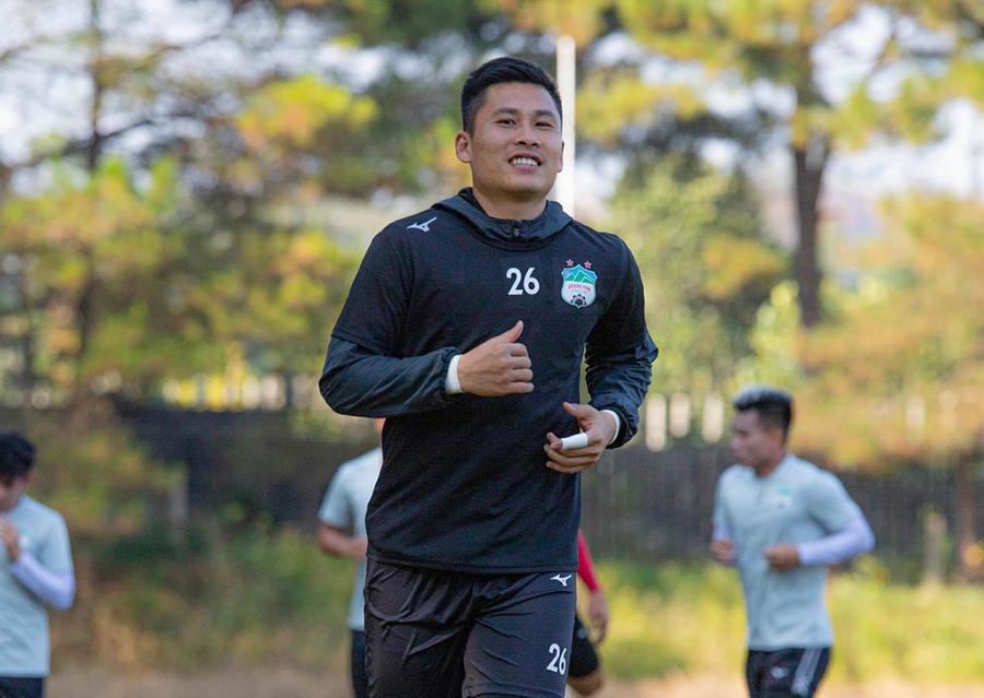Gắn bó với HAGL, Tuấn Linh phấn đấu khoác áo tuyển Việt Nam