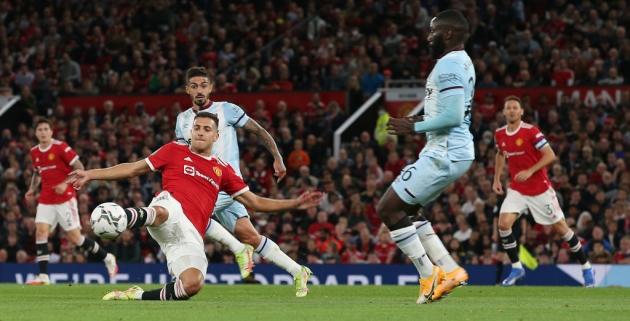 Thật may cho Solsa vì điểm sáng Man Utd đã hé lộ