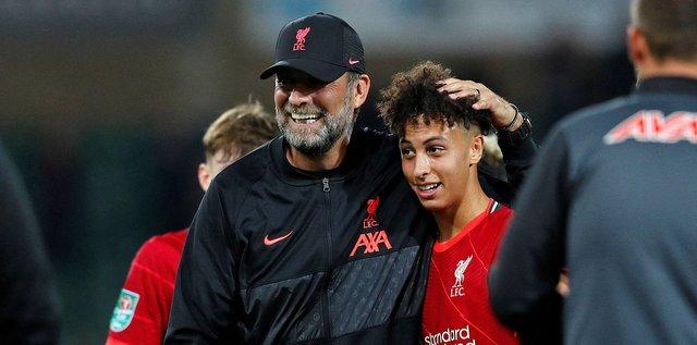 Kaide Gordon - Ngôi sao sáng Liverpool kỳ vọng thay thế Salah