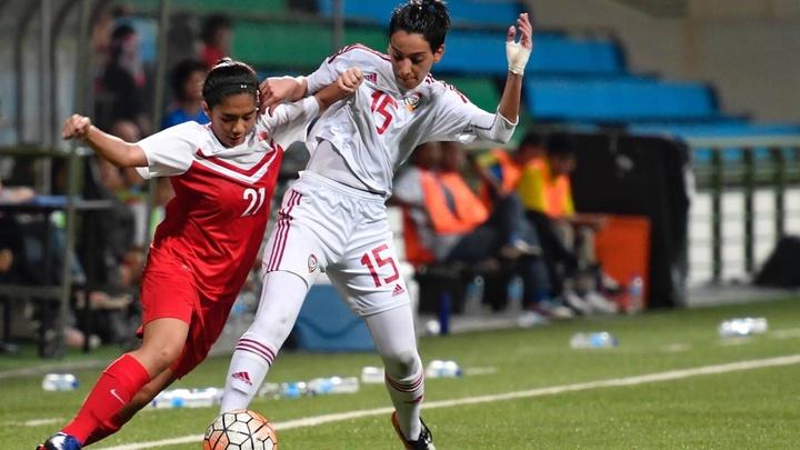 Kết quả nữ Singapore vs Indonesia, vòng loại Asian Cup 2022