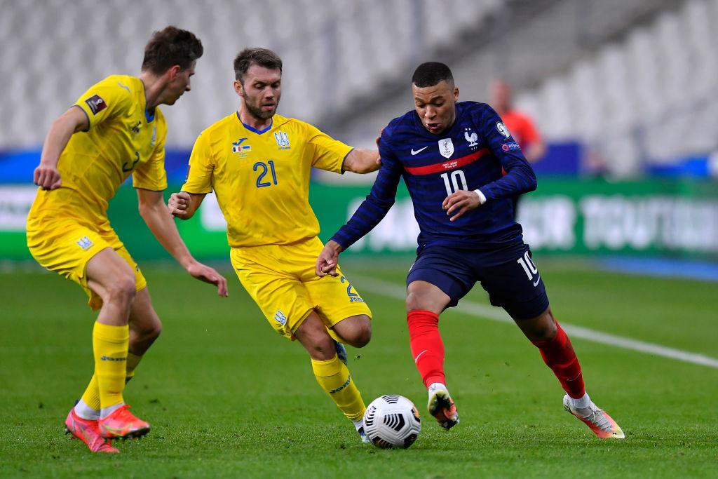 Kết quả Pháp vs Bosnia, vòng loại World Cup 2022