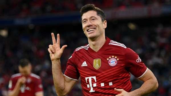 Lewandowski so sánh bản thân với huyền thoại giành 3 Quả bóng vàng