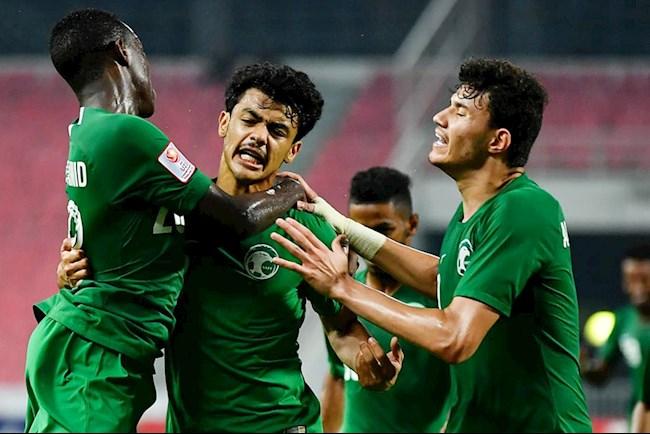 Bất ngờ với tỷ lệ thắng thua của Saudi Arabia ở vòng loại World Cup 2022