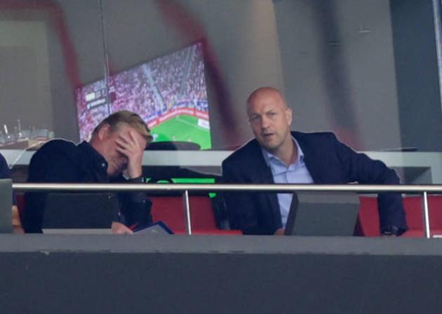 Koeman nói về sai lầm không thể chấp nhận của Barca