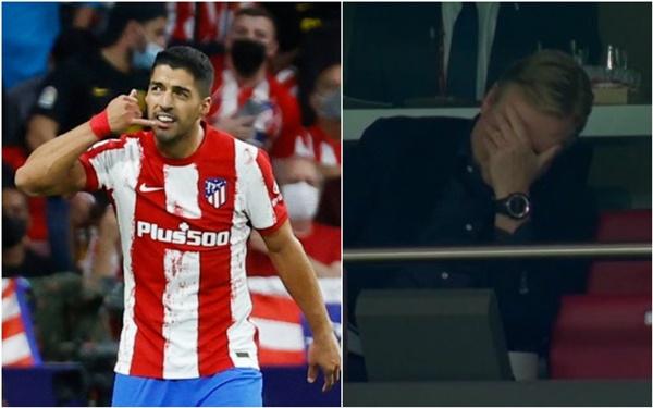 Bị Suarez cà khịa, Ronald Koeman phản ứng ra sao?